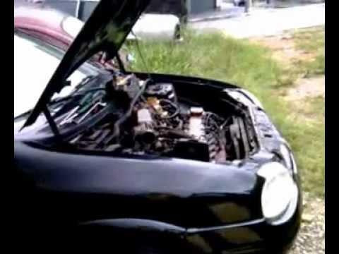 1 - Corsa 1998 Temperatura e Super  Aquecimento.