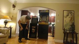 Arcade 1up Riser Compared To Full Sized Arcade Cabinets