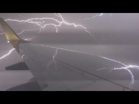 Scary Lightning in Australia | ABC News