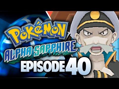 Pokémon Alpha Sapphire Let's Play w/ TheKingNappy! - Ep 40