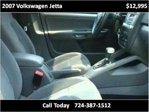 2007 Volkswagen Jetta Used Cars Murrysville PA