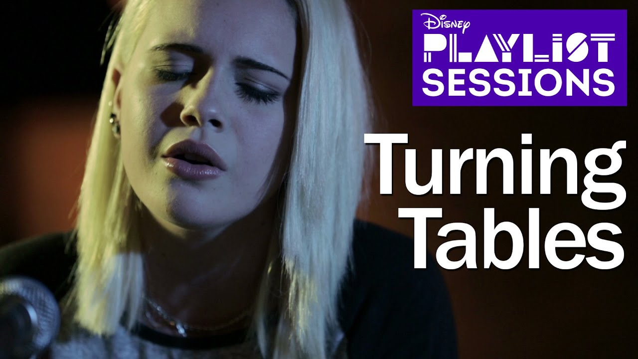 Bea miller turning tables adele cover disney playlist - Traduction turning tables adele ...