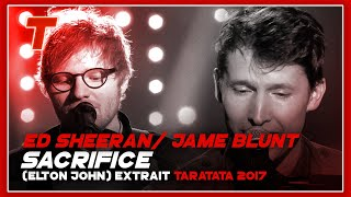 "Download Lagu Ed Sheeran / James Blunt ""Sacrifice"" (Elton John) (2017) Gratis STAFABAND"