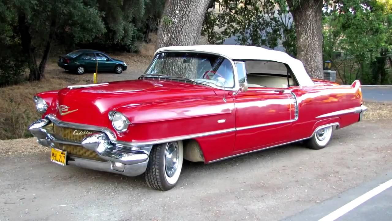 1956 Cadillac Coupe De Ville Convertible For Sale Youtube