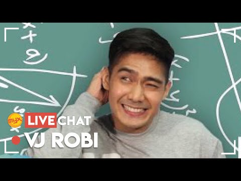 VJ Robi Shows Off His Impressive Math Skills!