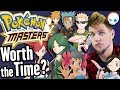 I Played Pokemon Masters for 40 Days - Is it Worth it?