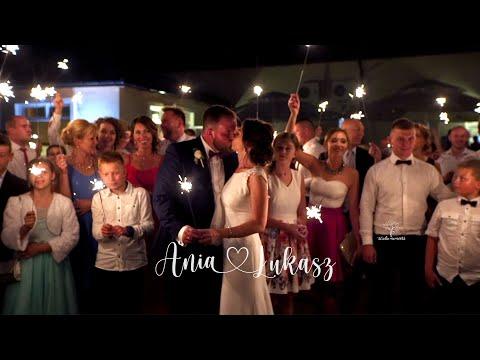 ANIA + ŁUKASZ | KLIP ŚLUBNY | VILLA ANNA