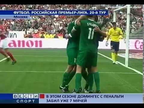 СПАРТАК - Рубин (Казань, Россия) 0:3, Чемпионат России - 2009