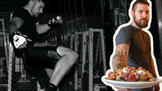 MMA CHEF IN THAILAND - HANGTIME LOUNGE HUA HIN