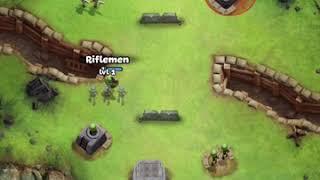 Thử chơi: Was Heroes - game mobile free - bắn súng vui nhộn