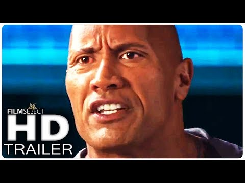 FIGHTING WITH MY FAMILY Trailer (2019)