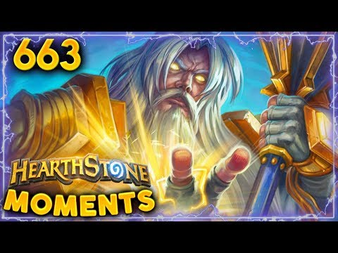 Skill Based Game In A Nutshell!! | Hearthstone Daily Moments Ep. 663