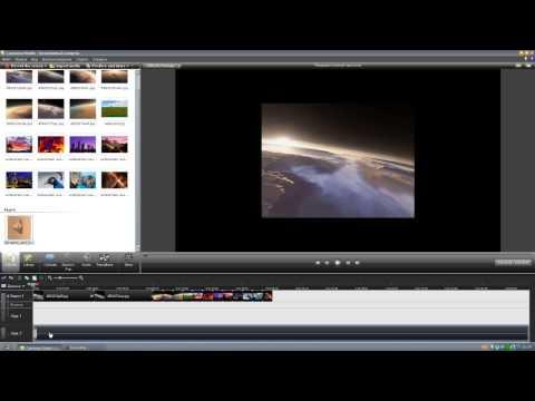 Видео как сделать видео из картинок
