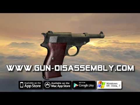 Walther P38 (full disassembly and operation)