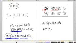 高校物理解説講義:「オームの法則」講義4