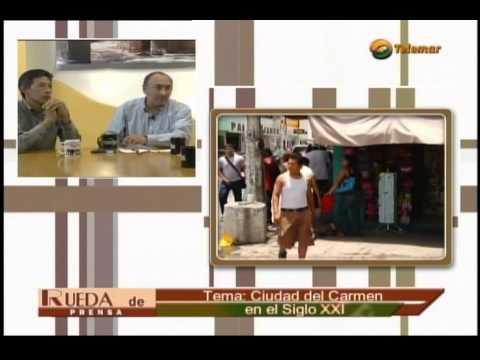 Prueba de Prensa ~ Ciudad del Carmen