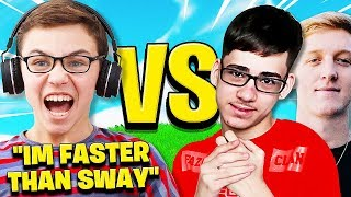 This 13 Year Old is Better than FaZe Sway & Tfue at Fortnite