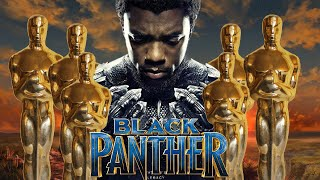 BREAKING! Black Panther Nominated for Best Picture and More at the Oscars!