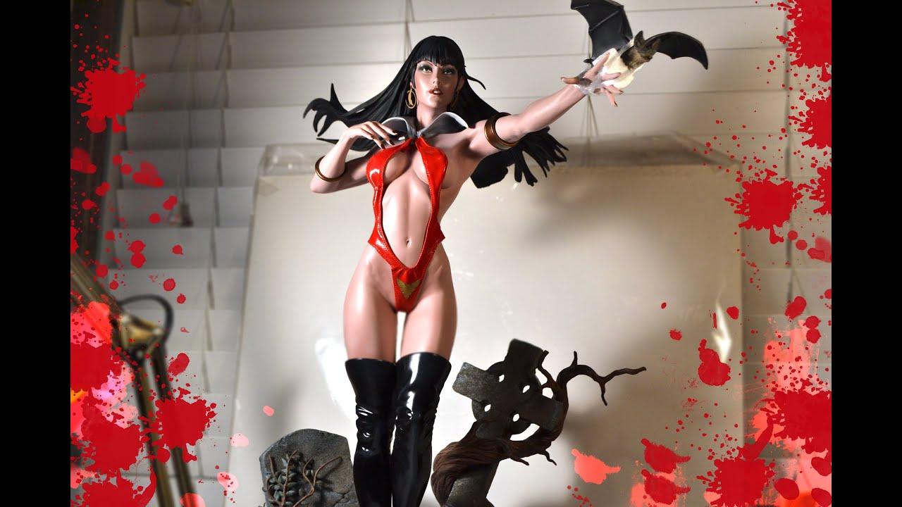 Vampirella nude pics pron image