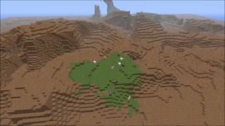 Minecraft: 4 and a Half Hours of Grass Growing in 4 and a Half Minutes