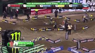 2013  AMA Supercross Series - 450 SX Main - Round 1 - Anaheim, California