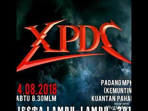 KONSERT XPDC 4 OGOS 2018 (PROMO)