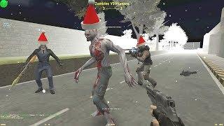 Counter-Strike: Zombie Escape Mod - ze_Qcyo_Final on Brotherhood