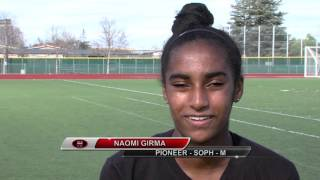 A Field of Their Own: Naomi Girma and Emily Smith