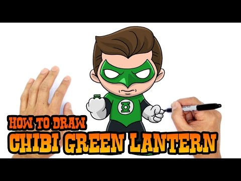 How to Draw Green Lantern | Justice League thumbnail