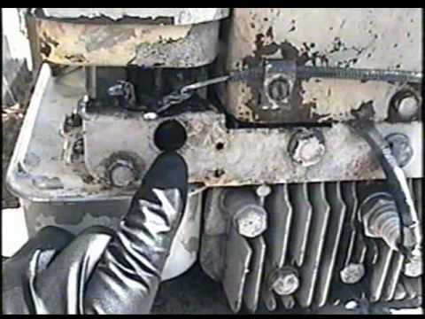 CARBURETOR Repair on Older BRIGGS & STRATTON 3.5HP Engine Part 2 of 2