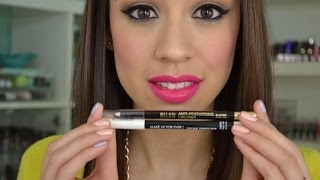 Is It A Dupe?! - Make Up For Ever Lip Line Perfector (vs MILANI!)