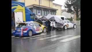 19° Rally Internazionale del Taro IRC Bedonia Shache Down 05-05-2012.wmv