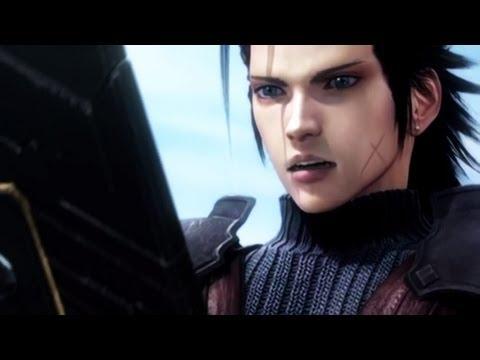 Crisis Core: Final Fantasy VII All Cutscenes Full Movie Remastered 1080p