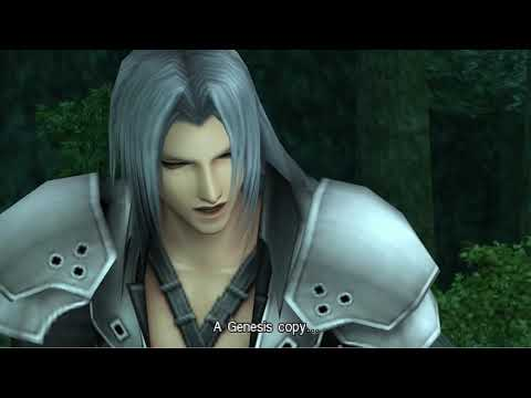 Crisis Core: Final Fantasy VII - All Cutscenes/ Full Movie (Remastered) 1080p