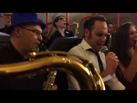 Officine Musicali blues band live @ Cantieri - Treat her right