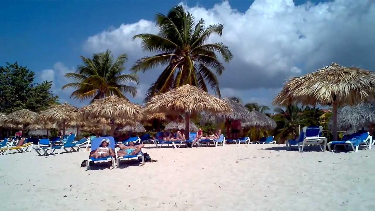 Playa Ancon Trinidad Cuba Youtube