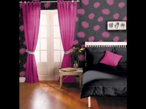 Teenage Girl Bedroom Ideas on Great Pink Paris Teen Girly Girl Room Ideas