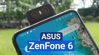 ASUS ZenFone 6 s unikátním otočným fotoaparátem je tu. Vyzkoušeli jsme ho