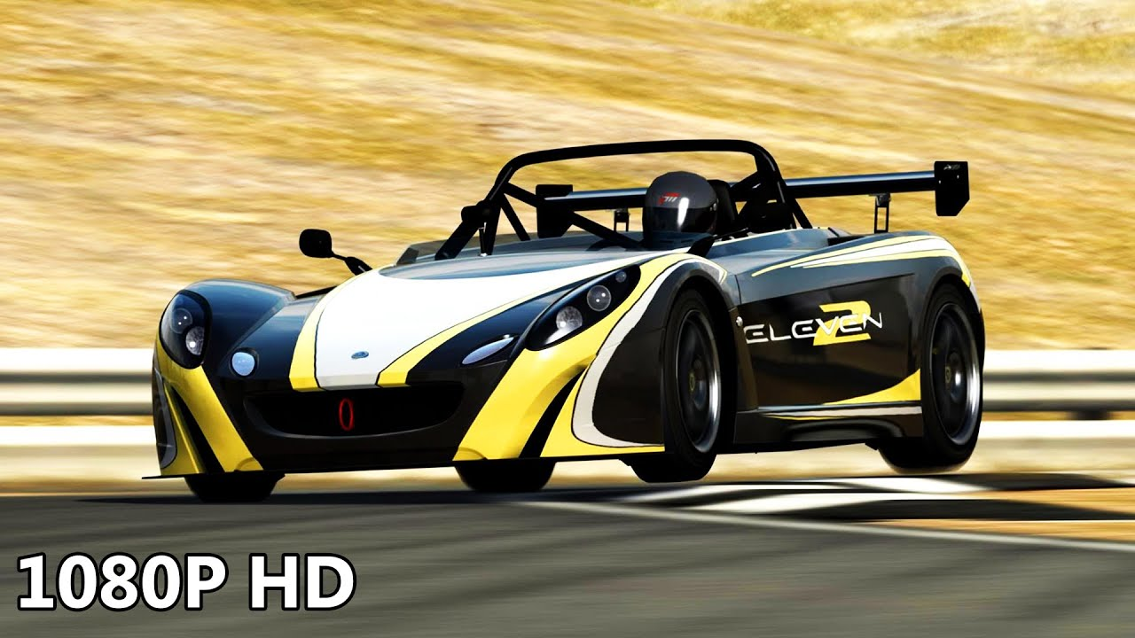 forza 5 lotus 2 eleven track car bmw z4 1080p livestream forza 5 mot. Black Bedroom Furniture Sets. Home Design Ideas