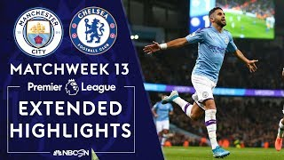 Manchester City v. Chelsea | PREMIER LEAGUE HIGHLIGHTS | 11/23/19 | NBC Sports
