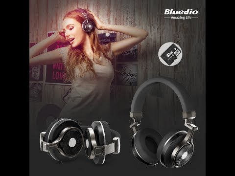 Bluedio T3 Plus Bluetooth Headphone Review - Awesome Bass