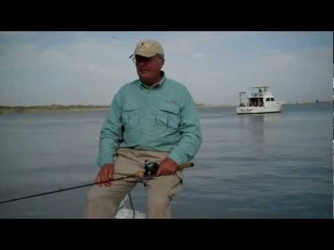 Galveston Ship Channel Flounder - Fishing report with Capt. Joe Kent 11/10/11