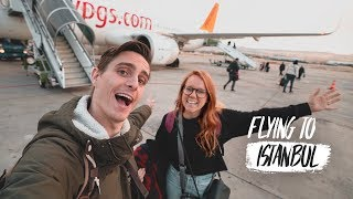 Our First Time to ISTANBUL, TURKEY! - Exploring the City + Apartment Tour!