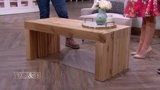You - Yes, You! - Can Build This Table for Under $100 - Pickler & Ben