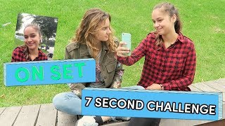 7 Second challenge - Brugklas On Set | Brugklas seizoen 6