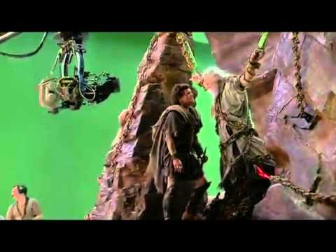 Wrath Of The Titans Making Of Part 3