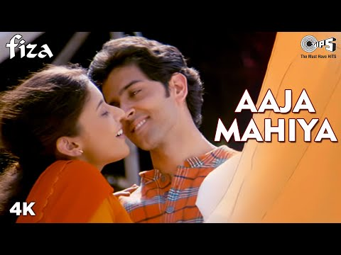 Aaja Mahiya Song Video - Fiza - Hrithik Roshan Neha