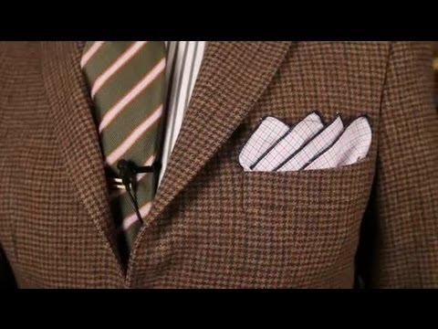 Men S Fashion Handkerchief