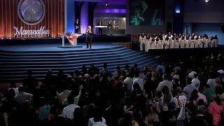 """Jesús, el Rey de Gloria"" Pastor Javier Bertucci (Domingo 26-10-2014)"