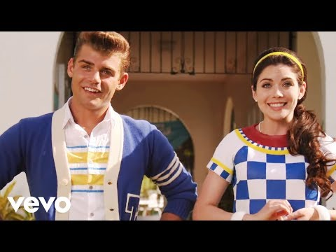 Teen Beach 2 Cast - Twist Your Frown Upside Down (From
